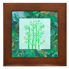 Wealth, Prosperity And Self-Worth Wall Framed Tile