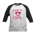 HKY GRL Kids Baseball Jersey