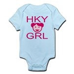 HKY GRL Infant Bodysuit