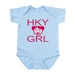 HKY GRL Infant Bodysuit