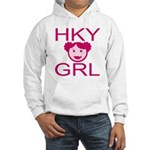 HKY GRL Hooded Sweatshirt