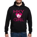 HKY GRL Hoodie (dark)