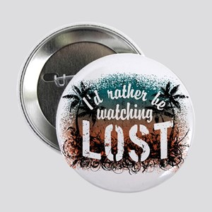 """Watching Lost 2.25"""" Button"""