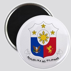 Philippines Coat of Arms Magnet