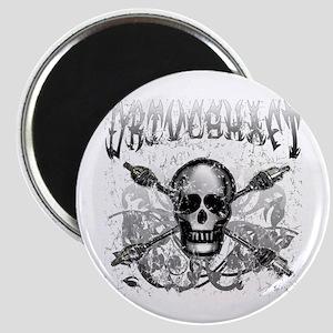 Lost Band Driveshaft Grunge Magnet