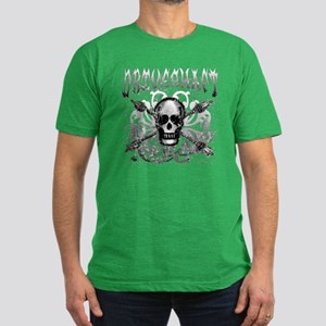Lost Band Driveshaft Grunge Men's Fitted T-Shirt (