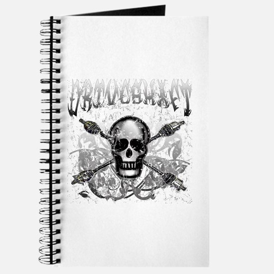 Lost Band Driveshaft Grunge Journal