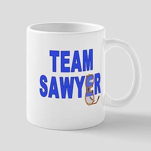 Lost TEAM SAWYER Mug
