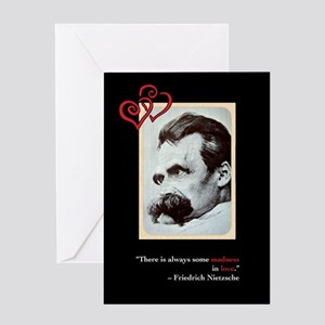 Friedrich Nietzsche Anti-Valentine's Day Card #4