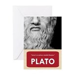 Plato Anti-Valentine's Day Card