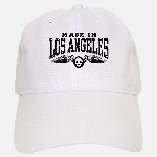 Made In Los Angeles Baseball Baseball Cap