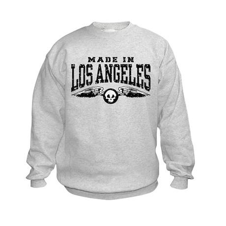 Made In Los Angeles Kids Sweatshirt