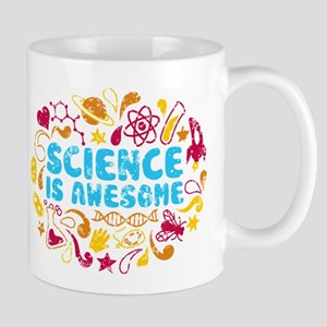 3-science Mugs