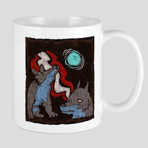 Early Cuyler 3 Wolf Moon Mug