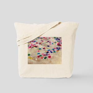With Sprinkles on Top Tote Bag