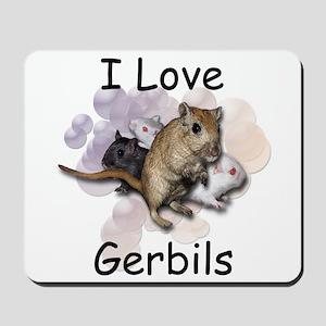 Elk County Gerbil Mousepad