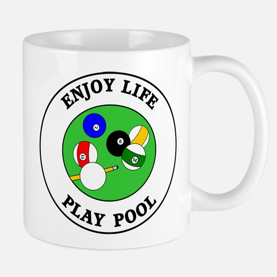 Enjoy Life Play Pool Mug