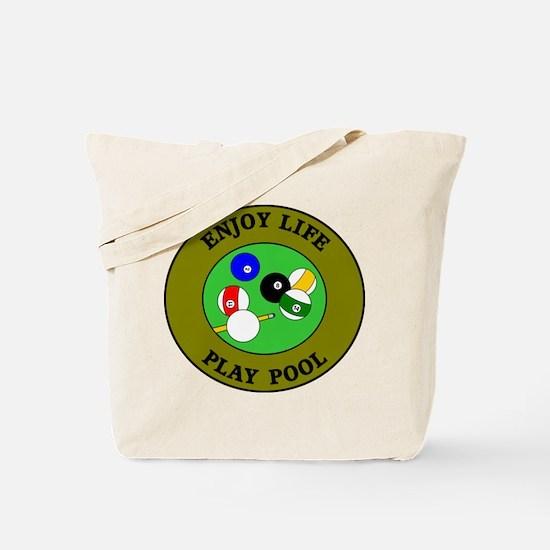 Enjoy Life Play Pool Tote Bag