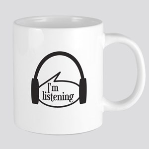 Frasier Im Listening 20 oz Ceramic Mega Mug