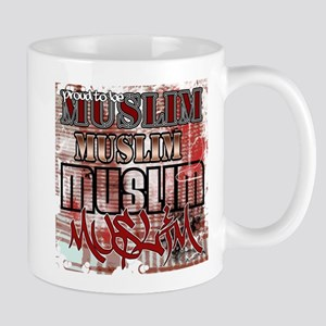 Proud to be muslim 2 Mug