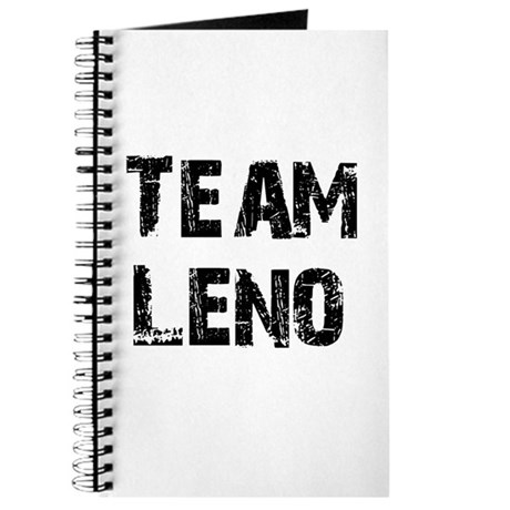 Team Leno Journal