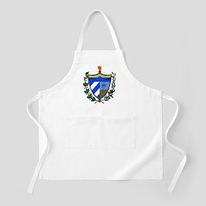 Cuba Coat of Arms Apron