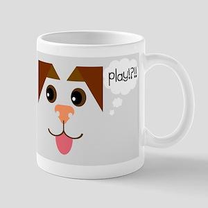 Cat vs. Dog Mug