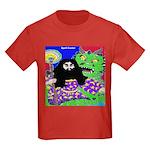 Kids Red T-Shirt-Spell Caster