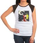 Goddess Cap Sleeve T-Shirt