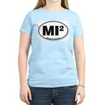 Mackinac Island Euro Women's Light T-Shirt
