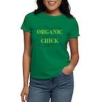 Organic Chick Tee Shirt Women's