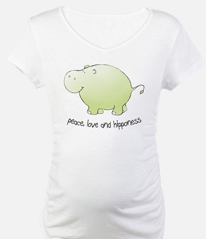 peace, love & hipponess Shirt