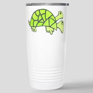 two-headed turtle Stainless Steel Travel Mug