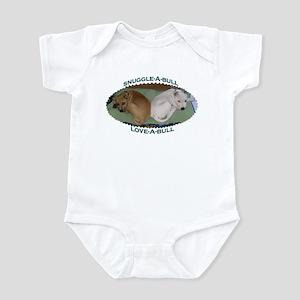 Snuggle-A-Bull Infant Bodysuit