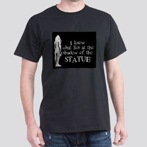 Lost- Shadow of the statue Dark T-Shirt