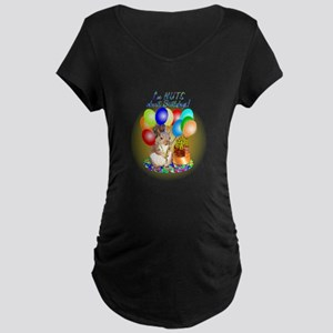 Birthday Maternity Dark T-Shirt