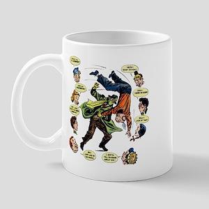 $14.99 Green Hornet Icon Mug