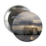 """Winter Sunset 0005 2.25"""" Button (10 pack)"""