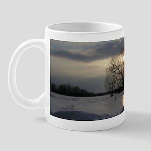 Winter Sunset 0005 Mug