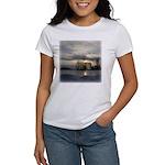 Winter Sunset 0005 Women's T-Shirt