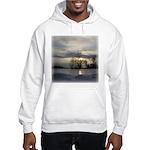 Winter Sunset 0005 Hooded Sweatshirt