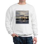 Winter Sunset 0005 Sweatshirt