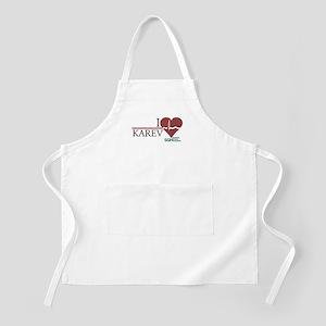 I Heart Karev - Grey's Anatomy Apron