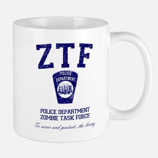 Zombie Task Force Mug