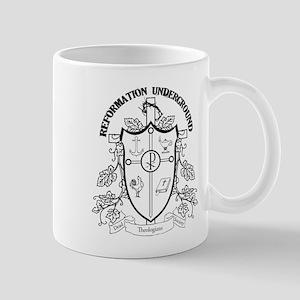 Reformation Underground Coffee Mug