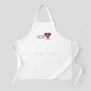 I Heart Alex - Grey's Anatomy Apron