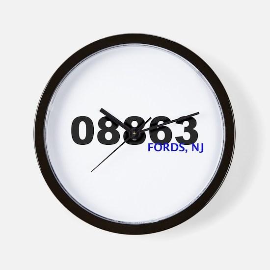 08863 Wall Clock