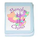Bengbu China baby blanket