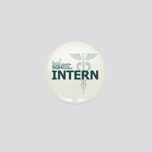 Seattle Grace Intern Mini Button