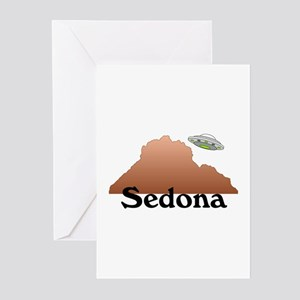 Sedona UFO Greeting Cards (Pk of 10)